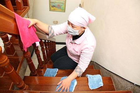 خدمات نظافت راه پله کامرانیه شرکت پاک زیست