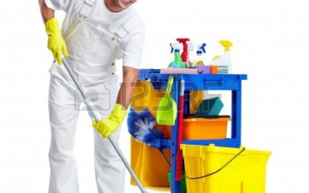 شرکت خدماتی نظافتی پیشگامان