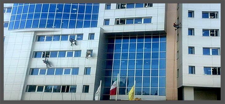 نماشویی ارتفاع نوردان ایران در تهران