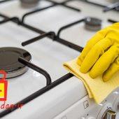 شرکت خدماتی نظافتی اهورا اصفهان