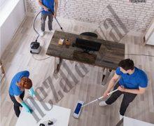 شرکت خدمات نظافتی تمیز گستران پایتخت(نظافت اول)