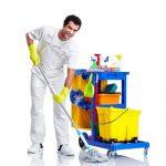 شرکت خدماتی نظافتی در اصفهان